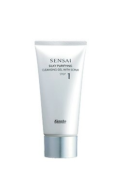 Kanebo Sensai Cleansing gel with scrub 125ml