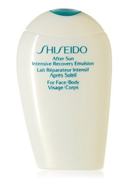 After sun intensive recovery emulsion Shiseido 150ml