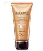 Creme protectrice sublimante visage SPF15 Dior 50ml