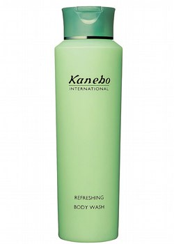 Refreshing Body Wash Kanebo Sensai 300ml