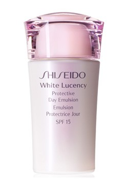 White Lucency Protective Day Emulsione spf15 Shiseido 75ml
