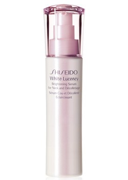 White Lucency Brightening Serum Neck and décolletage Shiseido 75ml