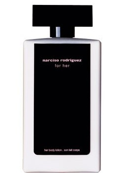 For her body lotion Narciso Rodriguez 200ml